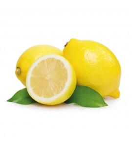 Chocolate trozos de limon