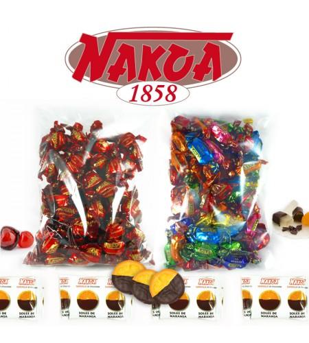 Pack Surtido Nakoa